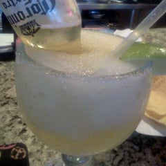 Photo taken at On The Border Mexican Grill & Cantina by Gwen M. on 9/30/2012