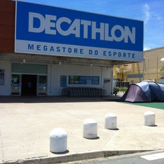 Photo taken at Decathlon by Fernando C. on 2/11/2013