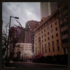 Photo taken at Hotel San Carlos by Annaliese D. on 1/11/2013