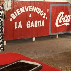 Photo taken at La Garita by Juan Carlos P. on 4/3/2015