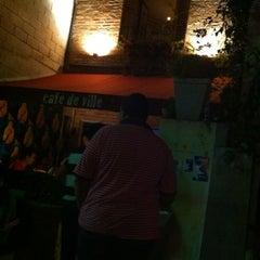 Photo taken at Café de Ville by Claudio M. on 10/28/2012