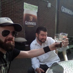 Photo taken at Dunn's Pub by Christopher B. on 5/19/2014
