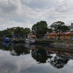 Photo taken at Bến Bình Đông by Vincent N. on 11/13/2015