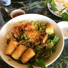 Photo taken at Pho World by Ian H. on 4/6/2014