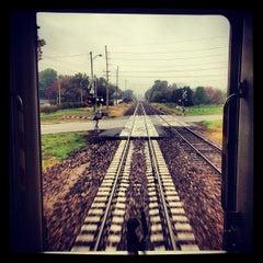 Photo taken at Amtrak Northbound by Stewart S. on 10/3/2012