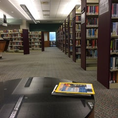 Photo taken at Anderson County Library by Gene T. on 11/24/2014