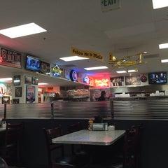 Photo taken at Mel's Diner by Gene T. on 5/9/2014