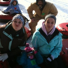 Photo taken at Echo Valley by Liz E. on 1/26/2013