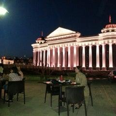 Photo taken at Ресторан АЊА (Кеј) by Bojan 🚁 R. on 4/28/2013