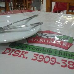 Photo taken at Restaurante Harumaki by Mariana S. on 11/1/2012