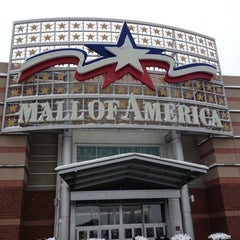 Photo taken at Mall of America by Tony H. on 12/11/2012