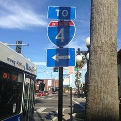 Photo taken at 7th Avenue by Gaetan P. on 3/13/2013