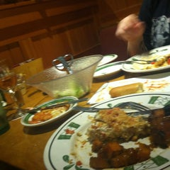 Photo taken at Olive Garden by Vanessa T. on 1/14/2013