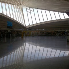 Photo taken at Aeropuerto de Bilbao (BIO) by Gabriel Leandro C. on 6/28/2013