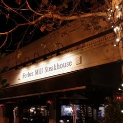 Photo taken at Forbes Mill Steakhouse by Robb B. on 12/13/2013