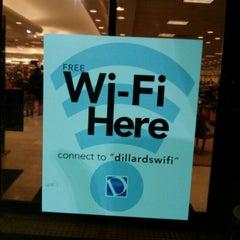 Photo taken at Dillard's by Phillip S. on 2/10/2013