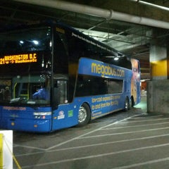 Photo taken at Megabus Stop - Washington, DC by Ivy Agnes N. on 1/5/2013