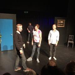 Photo taken at Det Andre Teatret by Nina H. on 8/27/2015