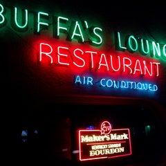 Photo taken at Buffa's Lounge by Anthony B. on 6/30/2013