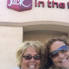 Photo taken at Jack in the Box by Theresa L. on 8/22/2015