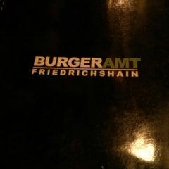 Photo taken at Burgeramt by Chris on 2/8/2014