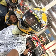 Photo taken at K1 Speed by Neyna Z. on 7/28/2015