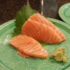 Photo taken at Sushi Sei by Dian N. on 1/30/2015