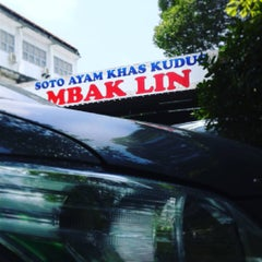 "Photo taken at Soto Ayam Khas Kudus ""Mbak Lin"" by aga k. on 9/17/2015"