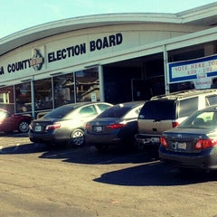 Photo taken at Tulsa County Election Board by Absolute L. on 11/3/2012
