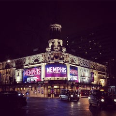 Photo taken at Memphis - the Musical by Susann P. on 2/13/2015