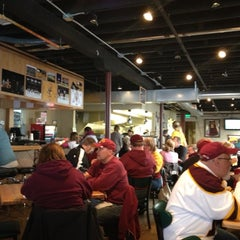 Photo taken at Campus Pizza by Christine W. on 10/28/2012
