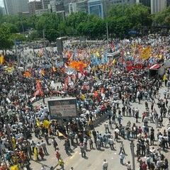 Photo taken at Kızılay by Şenol Ö. on 6/5/2013