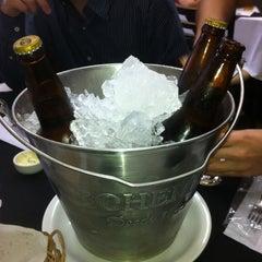 Photo taken at Quintas do Cardoso Bar by Flavio M. on 10/2/2012