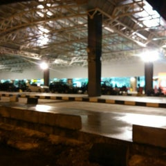 Photo taken at Supadio International Airport (PNK) by Imron L. on 7/25/2015
