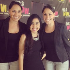 Photo taken at WNOW 92.3 Now FM by Bryan C. on 4/12/2013