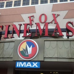Photo taken at Regal Cinemas Fox 16 & IMAX by Jenny H. on 1/5/2013