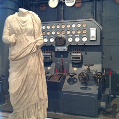 Photo taken at Centrale Montemartini by George N. on 1/2/2013