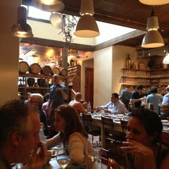 Photo taken at Il Buco Alimentari & Vineria by Lina on 5/29/2013