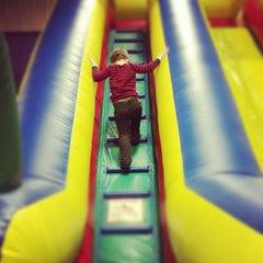 Photo taken at Krazy Kids by Montana W. on 1/13/2013