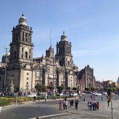 Photo taken at Catedral Metropolitana de la Asunción de María by Alexandre C. on 1/13/2013