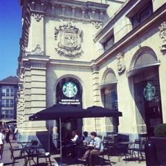Photo taken at Gare de Namur by Maud D. on 7/7/2013