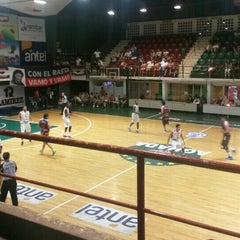 Photo taken at Club Atlético Aguada by Néstor B. on 1/16/2016