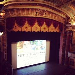 Photo taken at Strand Theatre by Mark C. on 11/16/2012