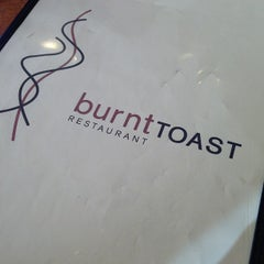 Photo taken at Burnt Toast by Saúl A. on 3/2/2013