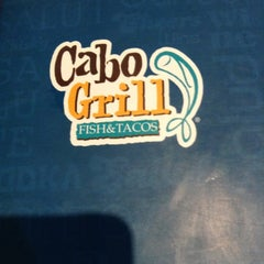 Photo taken at Cabo Grill by Héctor D. on 11/2/2012