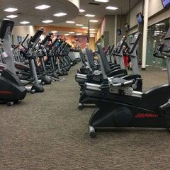 Photo taken at LA Fitness by Edwin M. on 3/17/2015