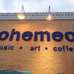 Photo taken at Bohemeo's by J. M. on 12/23/2012