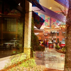 Photo taken at Colonial Brookwood Village Mall by Nic O. on 3/9/2013