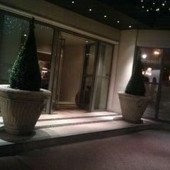 Photo taken at Soho Hotel by Laura K. on 10/16/2012