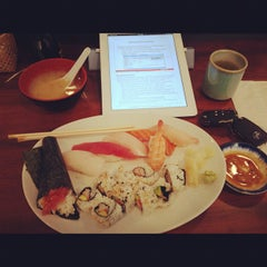 Photo taken at Maido Japanese Restaurant by Achille on 11/15/2012